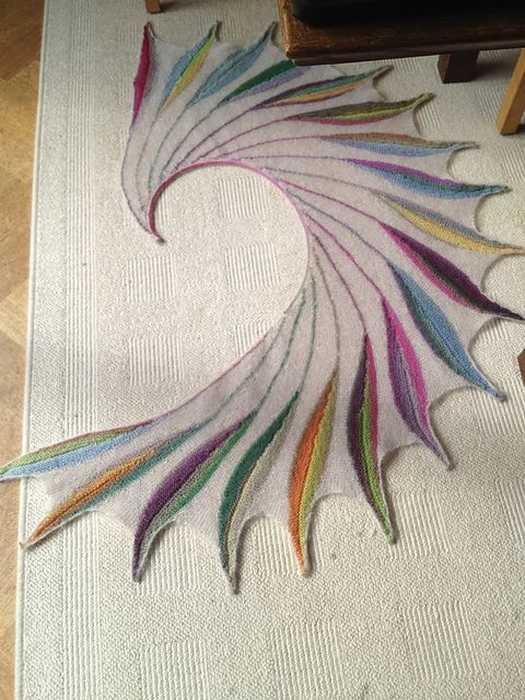 Dreambird KAL pattern by Nadita Swings | Ravelry, Patterns and ...