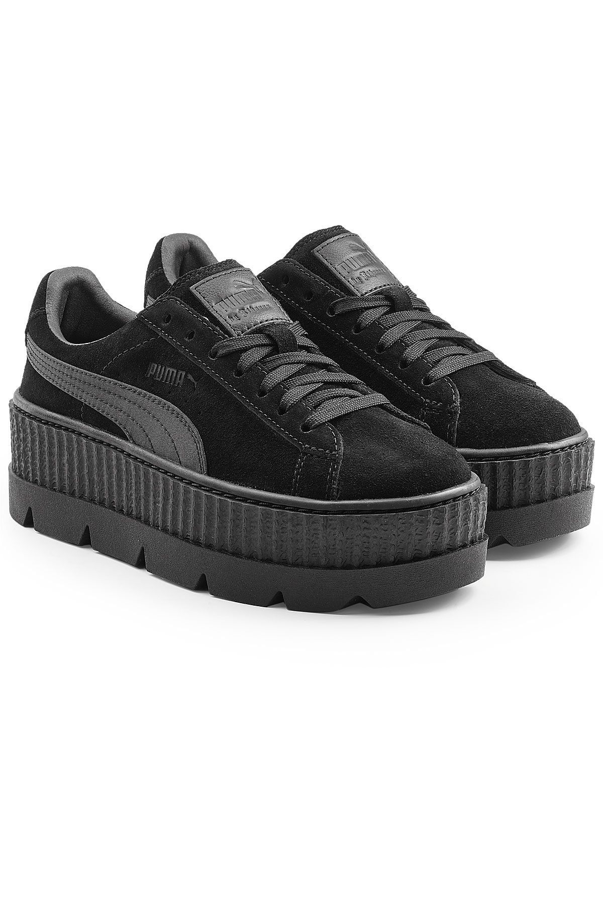 FENTY PUMA by Rihanna The Cleated Creeper Sneakers with Suede b44e728ed14