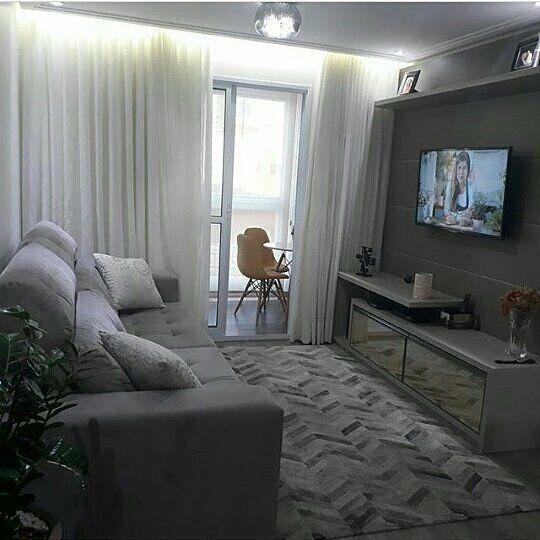 Sof cama para decoraci n de salas peque as salas estilo n rdico pinterest - Sofa cama estilo nordico ...