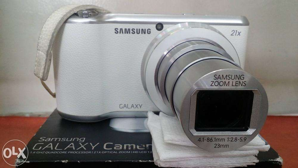 View Samsung Galaxy Camera ek-gc200 for sale in Parañaque on