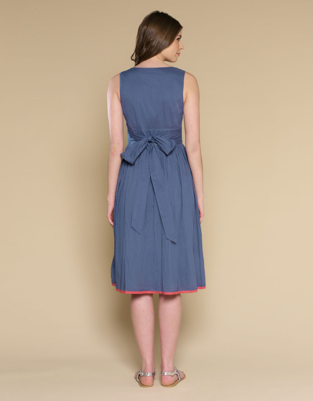 Bella Embellished Sundress | Blue | Monsoon