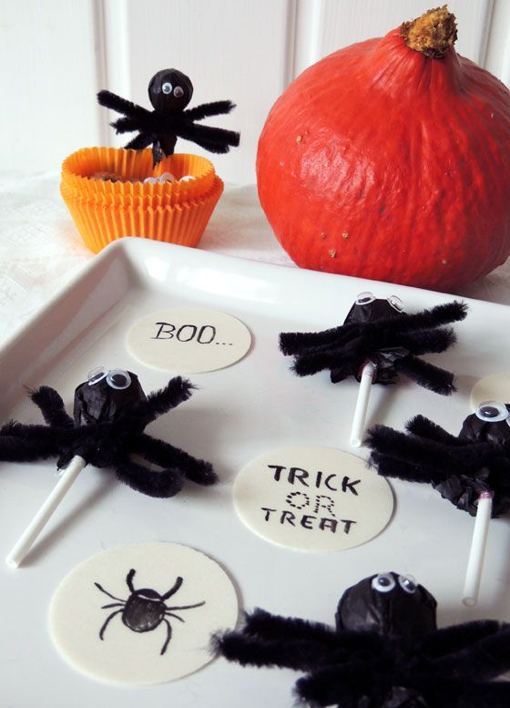 Dr. Oetker Carrot Cake, Halloween Ideen, Oblaten bemalen | Halloween ...