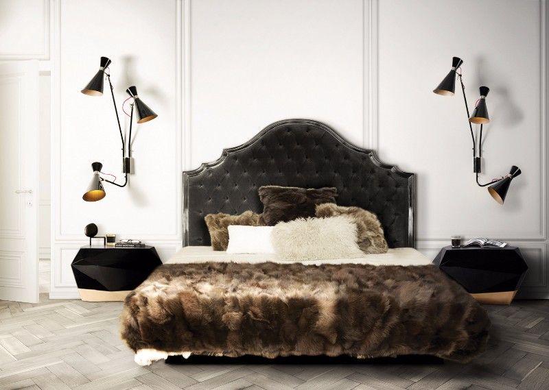 Modern nightstand design masterbedroomideas