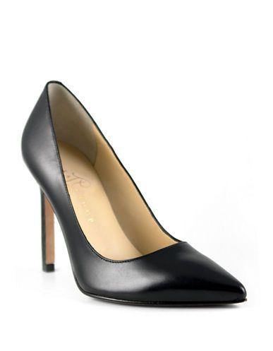 Shoes | Women's Shoes | Carra Point Toe Leather Pumps | Hudson's Bay