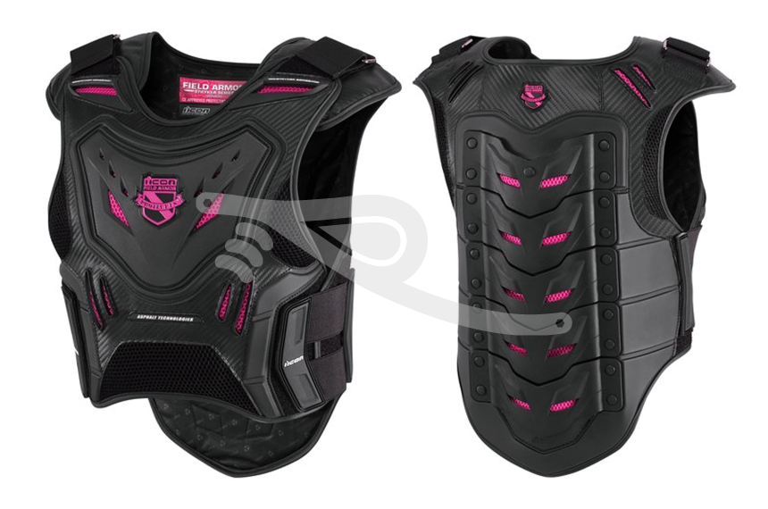 ICON WOMEN'S STRYKER VEST Dirt bike gear, Motocross gear