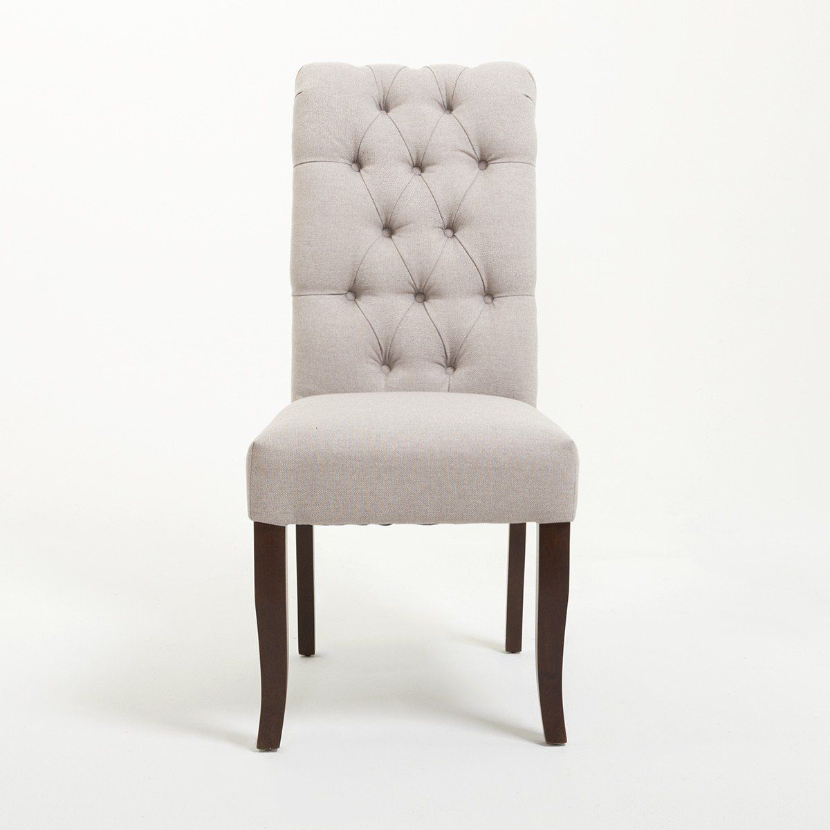 Sydney Dining Side Chair with Tufting - $269