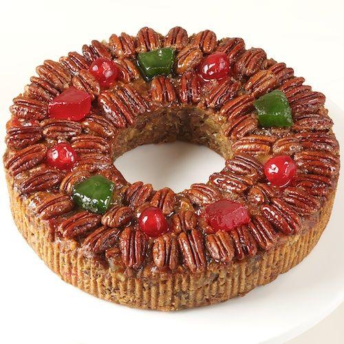 Deluxe Fruit Cake Corsicana Texas
