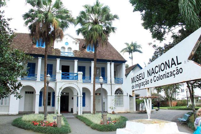 Museu Nacional de Imigração e Colonização joinville rk motors
