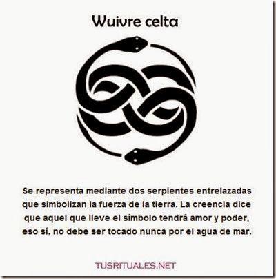 Wuivre 1 Tatoo Símbolos Celtas Simbolo Celta Del Amor Y Celta