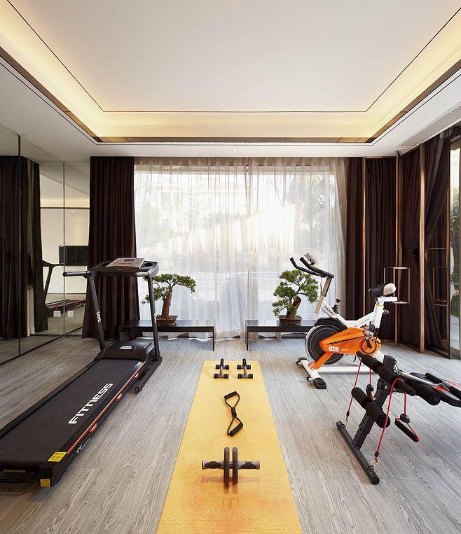 Gym design inspiration gyms home gym interiors pillows