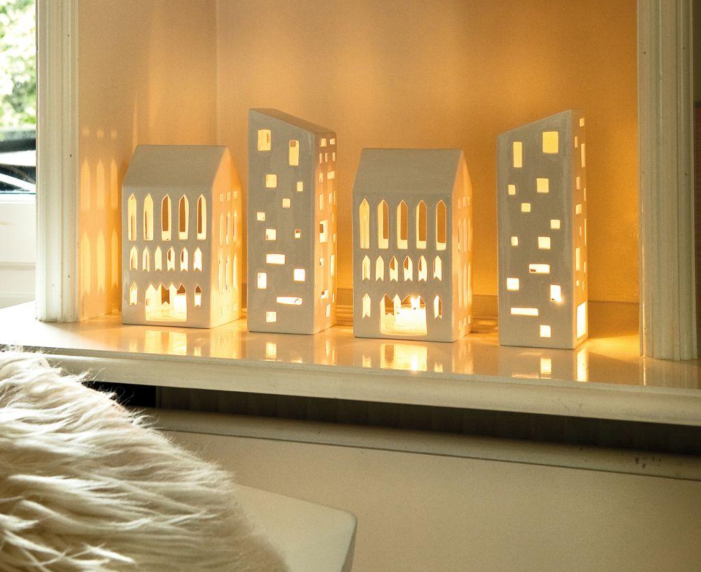 blog wohn kultur advent deko h user keramik weiss. Black Bedroom Furniture Sets. Home Design Ideas