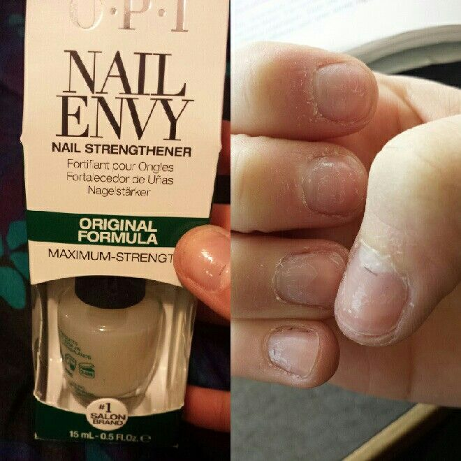 Splurged today for about 18$ at ulta. My nails have been dry and ...