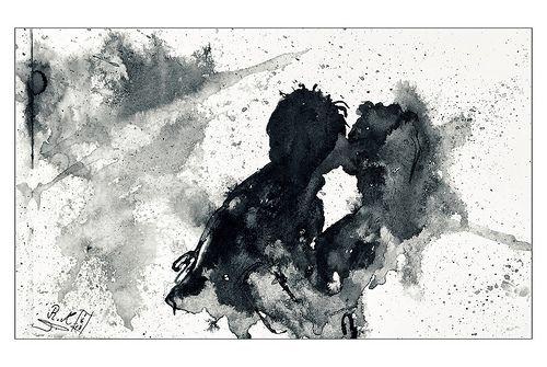 I love it ♥ Liebespaar by rafael mucha on flickr