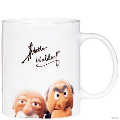 MUPPETS Tasse Statler & Waldorf - Tischaccessoires Marco | Gifts ... | {Tischaccessoires 39}
