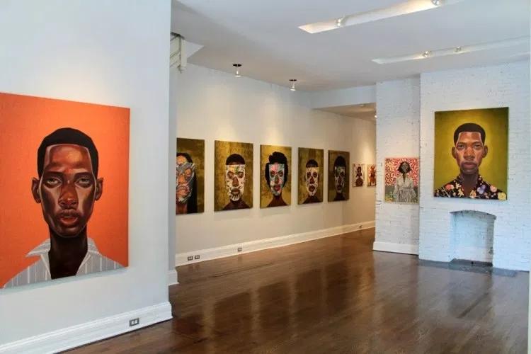 top african art gallery,