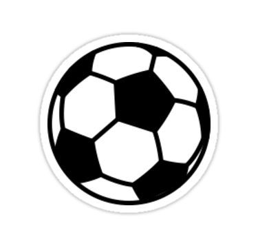 Soccer Ball Sticker By Klingenheath In 2020 Iphone Case Stickers Hydroflask Stickers Print Stickers