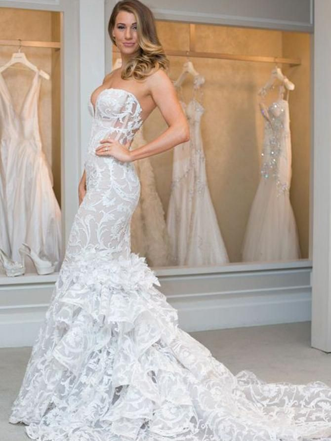 panina wedding dress prices