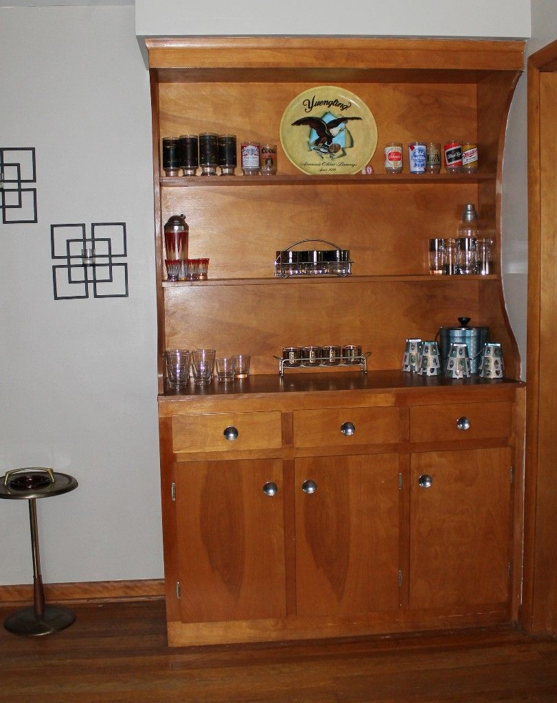 Pin by j k on diy cabinets | Built in cabinets, Retro ...
