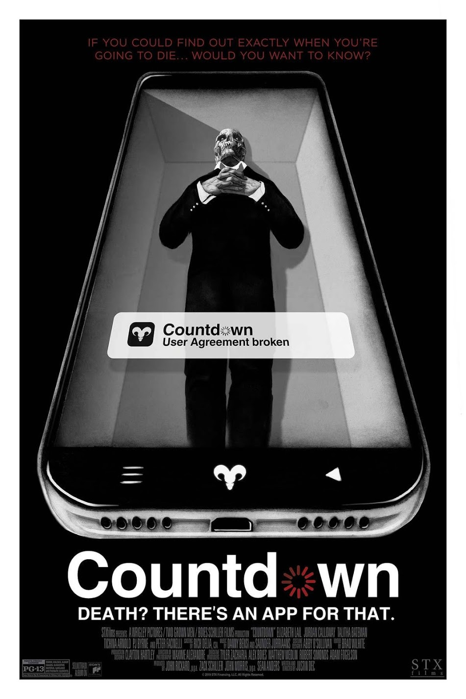 Foto De 2019 Countdown La Hora De Tu Muerte Countdown Tt10039344 Google Fotos Muerte Google Fotos Fotos