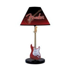 Fender guitar table lamp i need this for my music room a fender guitar table lamp i need this for my music room aloadofball Image collections