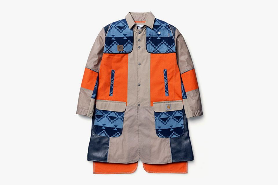 Carhartt WIP x DRx Romanelli x Danny Brown Tour Collection