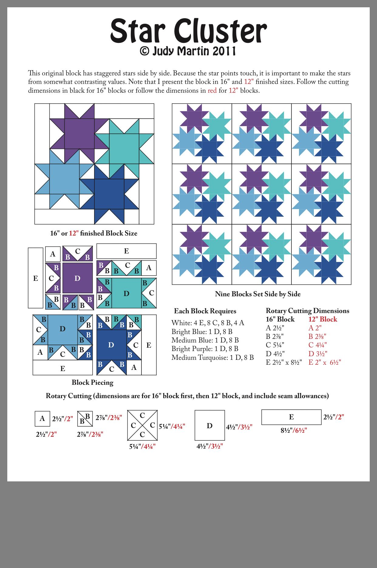 Pin by Snoopy Brown on quilt pattern | Pinterest | Colchas, Bloques ...