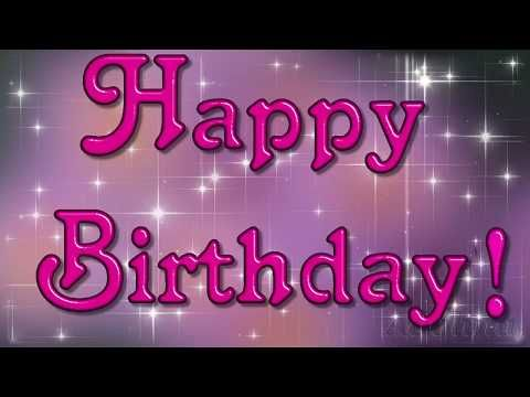 Alles Gute Zum Geburtstag Happy Birthday Youtube Mit