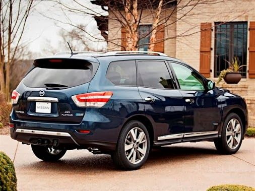 The Nissan Pathfinder Hybrid Has Arrived In Showrooms And Starts