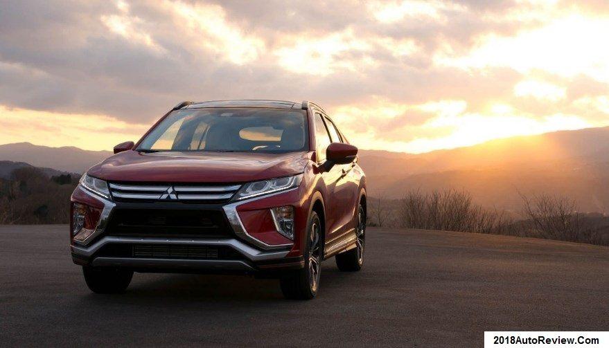2018 Mitsubishi Eclipse Cross Specs Release Date