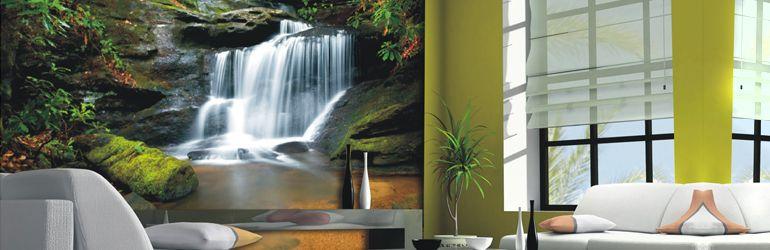 Schöne Landschaft Foto Tapete und günstige Wandbilder im online Shop ...