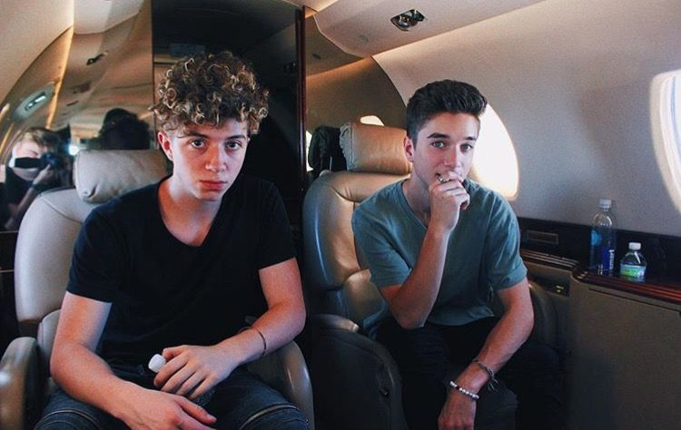BACK IN LA -BBMAs 2017 -WHY DON'T WE