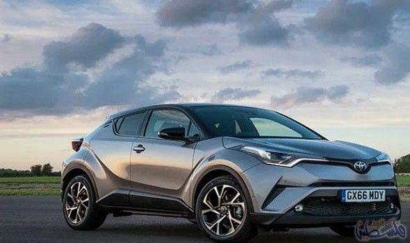 تويوتا تعلن عن سيارة سي إتش أر الجديدة Toyota Suv Toyota C Hr