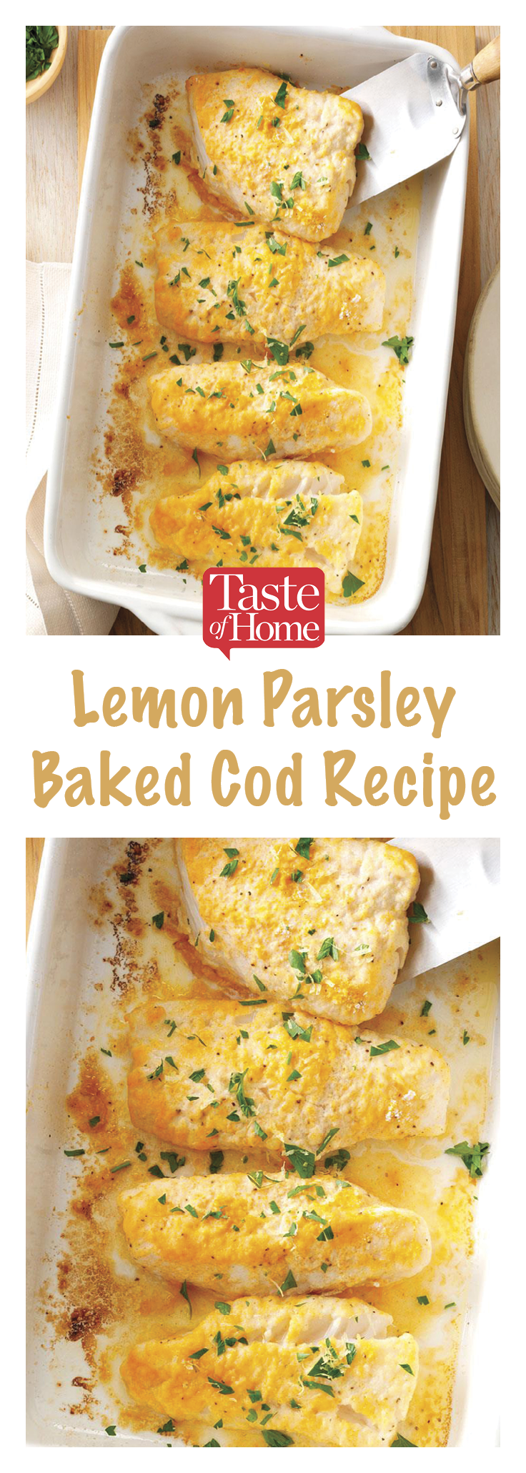 Lemon-Parsley Baked Cod -  Lemon-Parsley Baked Cod  - #baked #cakerecipes #Cod #fishrecipes #lemon #LemonParsley #meatloafrecipes #parsley #smoothierecipes
