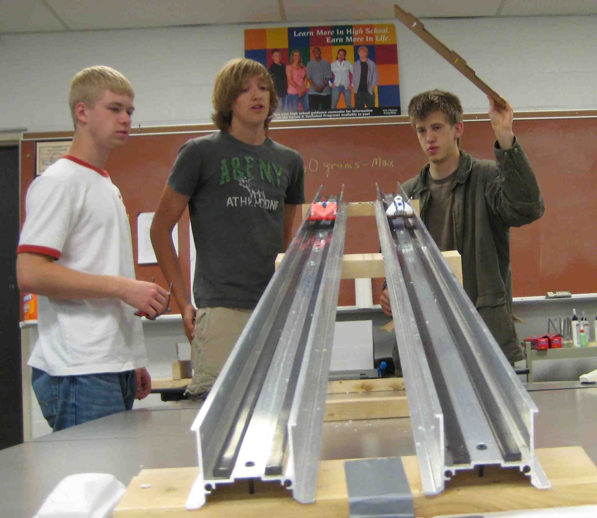 maglev vehicles: maglev is short for magnetic levitation in which