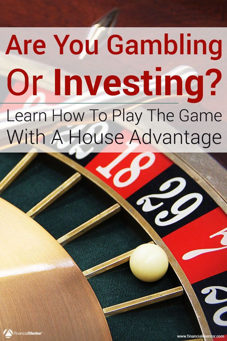 Gambling or investing choosing the right investment