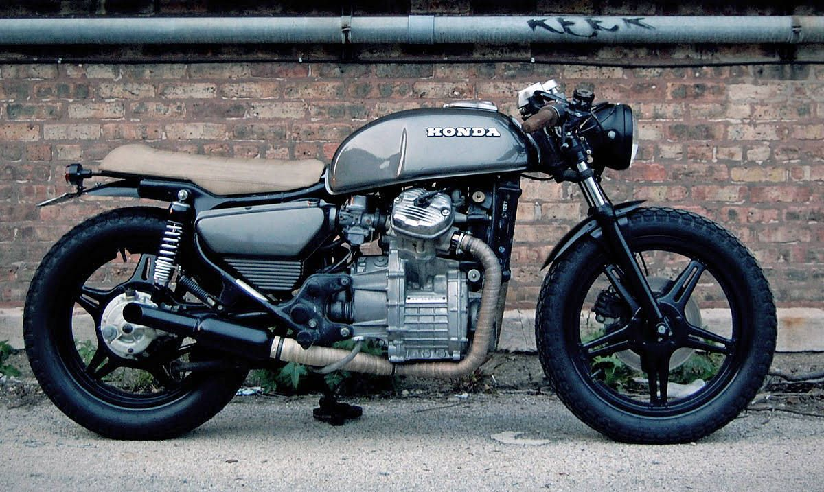 Another winner from our Top 5 Honda CX500 customs piece, this time built by industrial designer Dave Mucci.