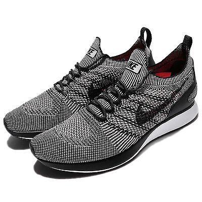 Nike Air Zoom Mariah Flyknit Racer Pale Grey Men Running Shoes 918264-003