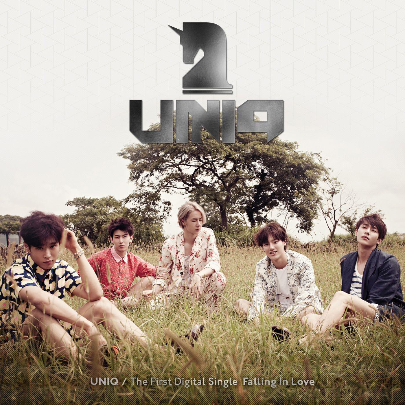 Imagini pentru falling in love uniq lyrics