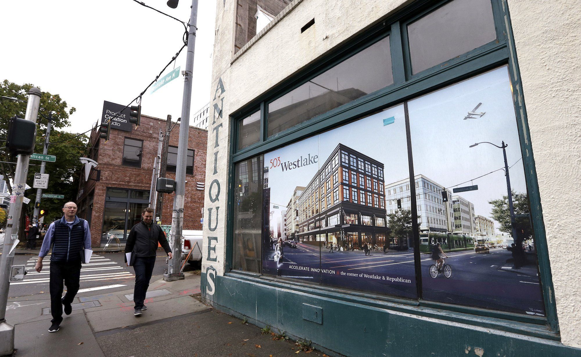 Photo of Amazon's explosive growth has contributed to a glut of luxury apartments in Se…
