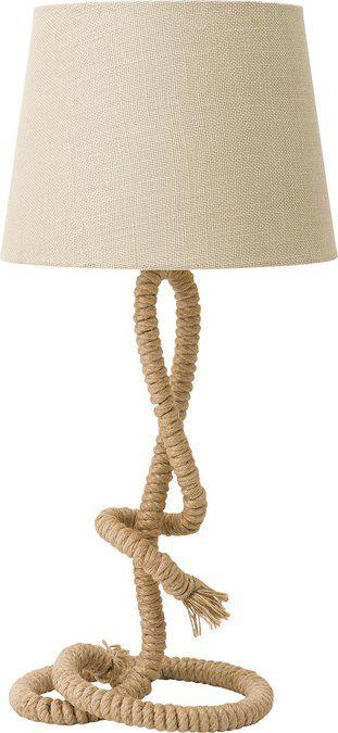 Tafellamp Strong Tafellamp Touw Lamp Verlichting