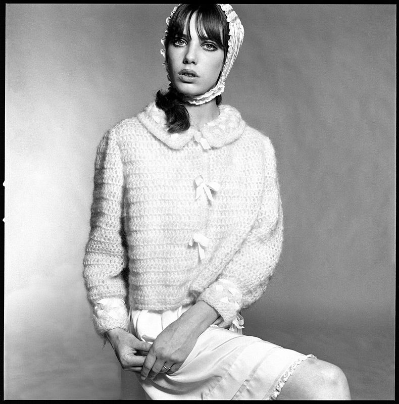Jane Birkin, 1965 Brian Duffy