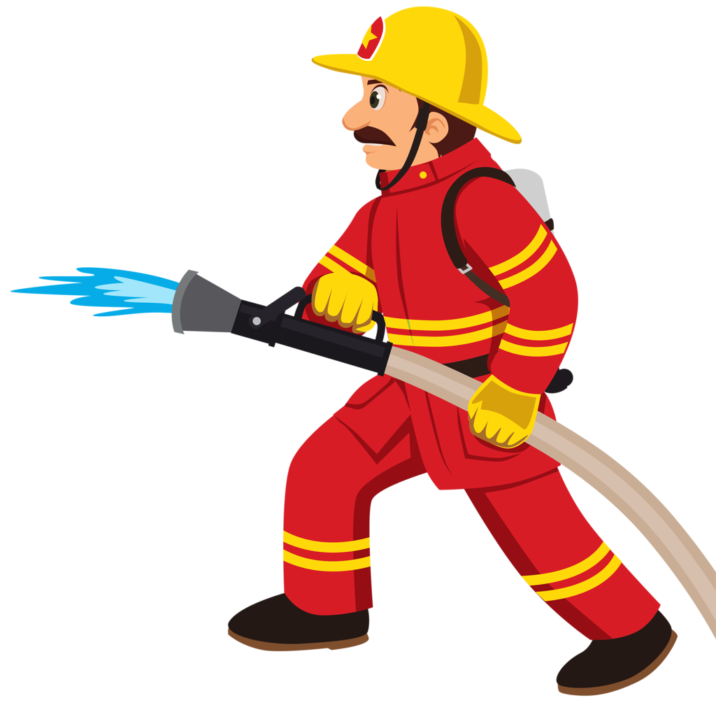 6 png firemen clip art and fire prevention rh pinterest ie firefighter clip art free images firefighter clipart free