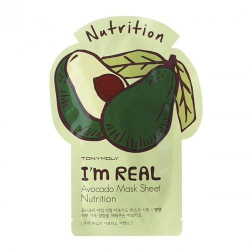 Face Masks: Tony Moly I'm Real Sheet Masks - BestProducts.com