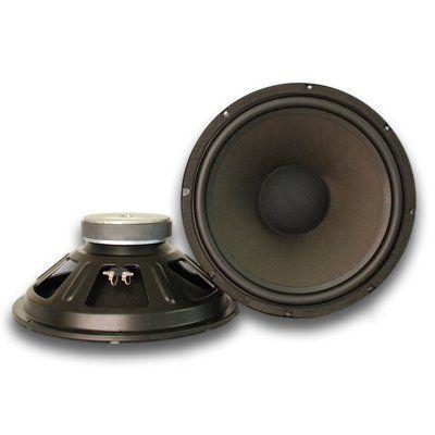 "PRO AUDIO 15/"" RAW Replacement DJ SubWoofer SUB  Loud Speaker FULL RANGE 8 OHM"