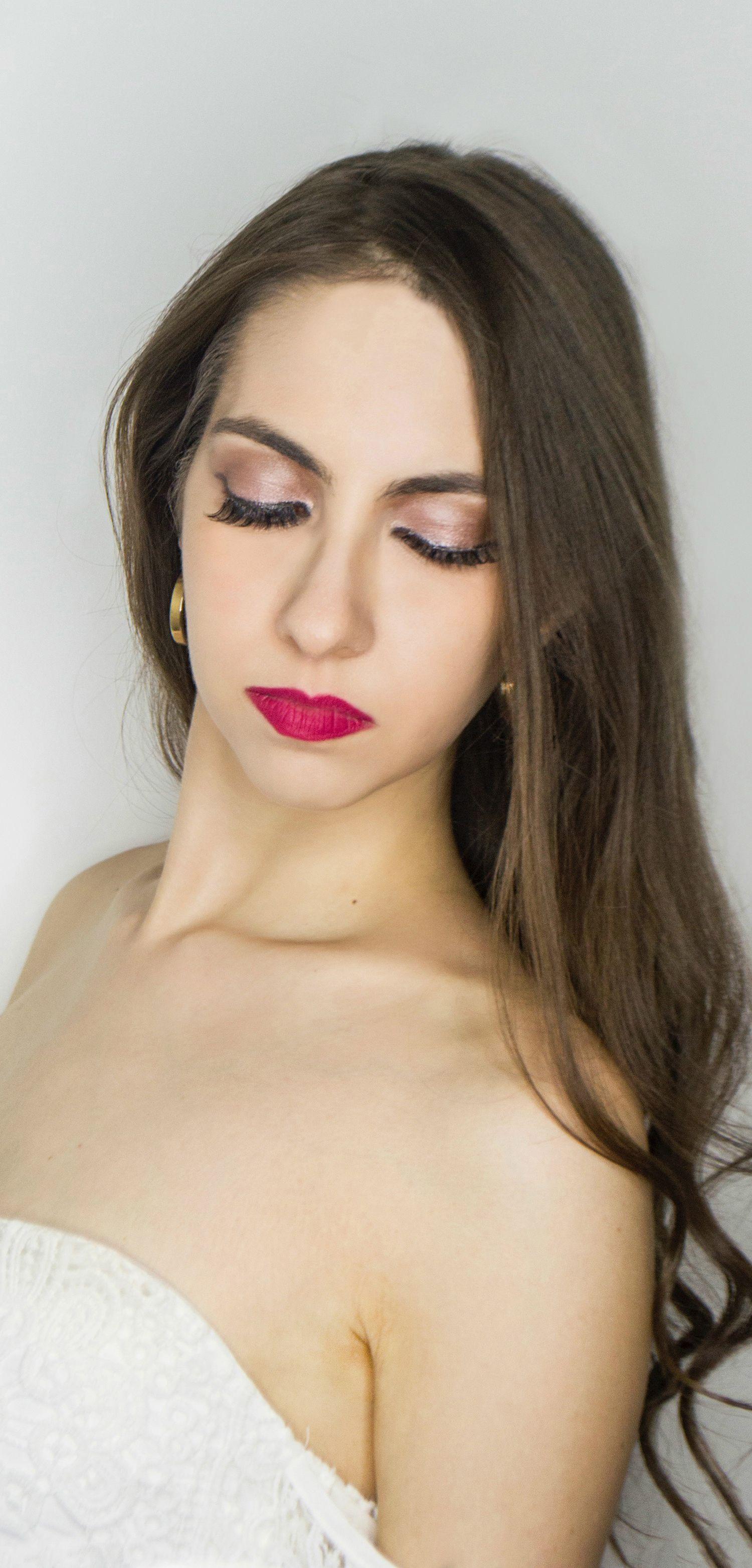 Pin de Lizandra Mota em Maquiagem- inspiração! | Maquiagem