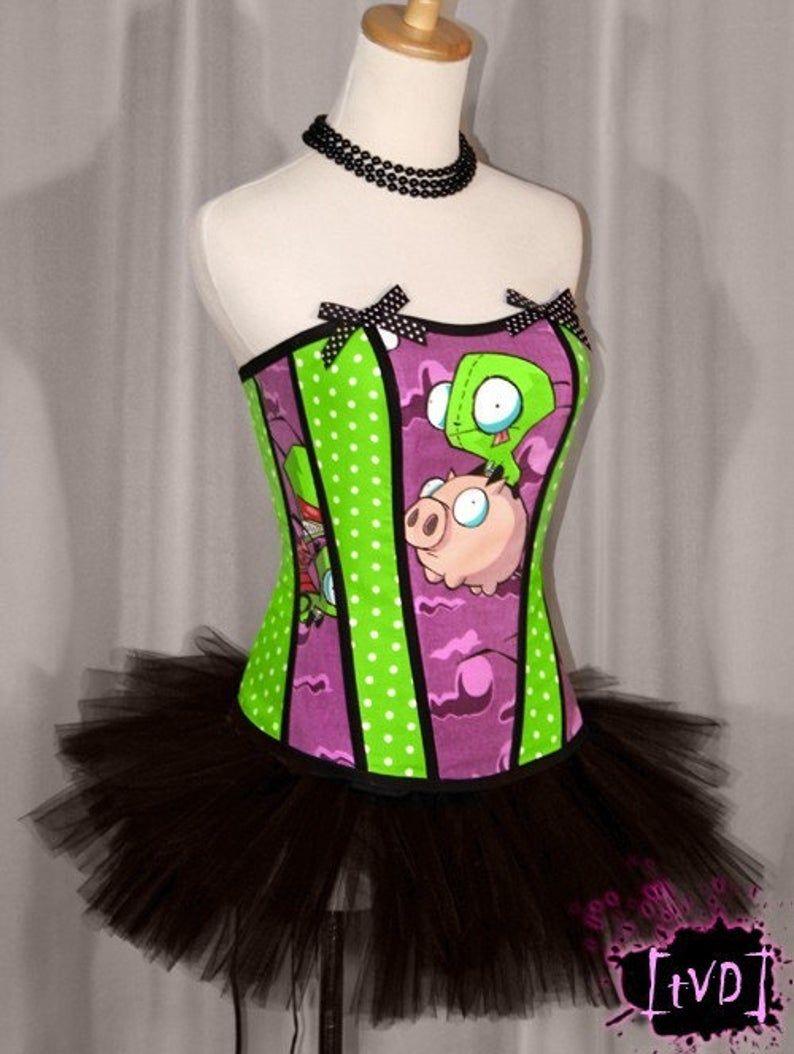 Micro Mini Nero Gotico Balletto Tutu Goth Gogo Danza Adulto Etsy In 2020 Girly Dresses Clothes Design Dresses