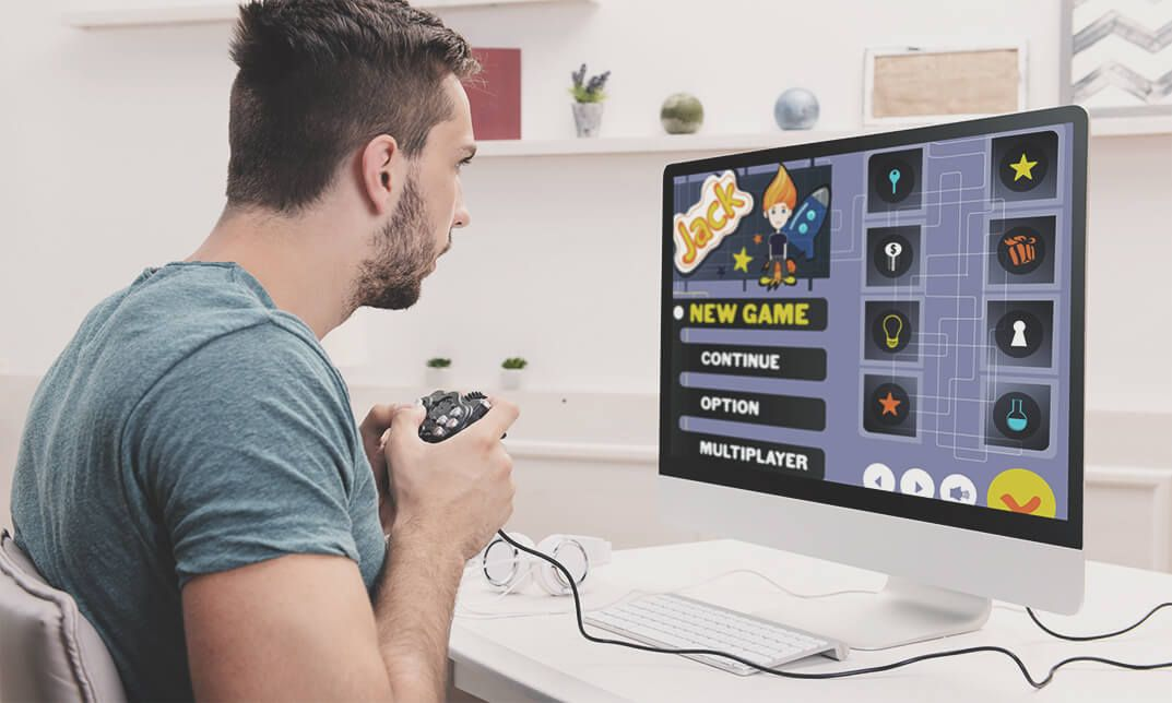 Advanced Game Development Course Mindfulness in the
