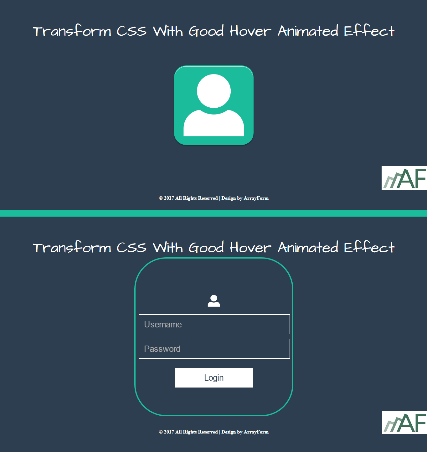 Perfect login form transform css is use with good hover animated perfect login form transform css is use with good hover animated effect perfect falaconquin