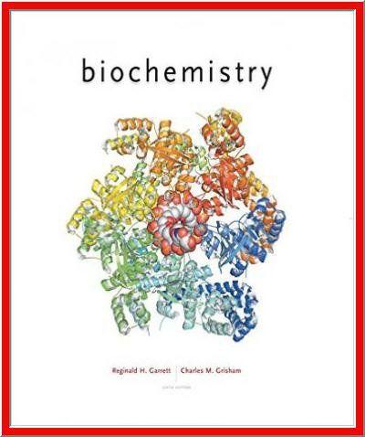 Biochemistry 6th Edition By Reginald H Garrett Charles M