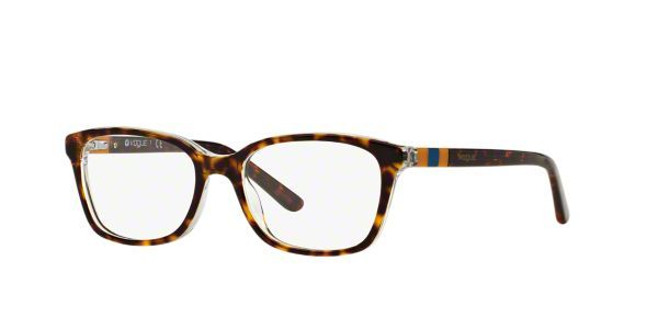 $80 Vogue\'s REF ARTICLE 010505 Men\'s Tortoise Square Eyeglasses ...